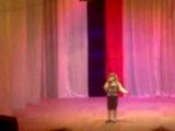 Карина Хозяинова, 7 лет, песня